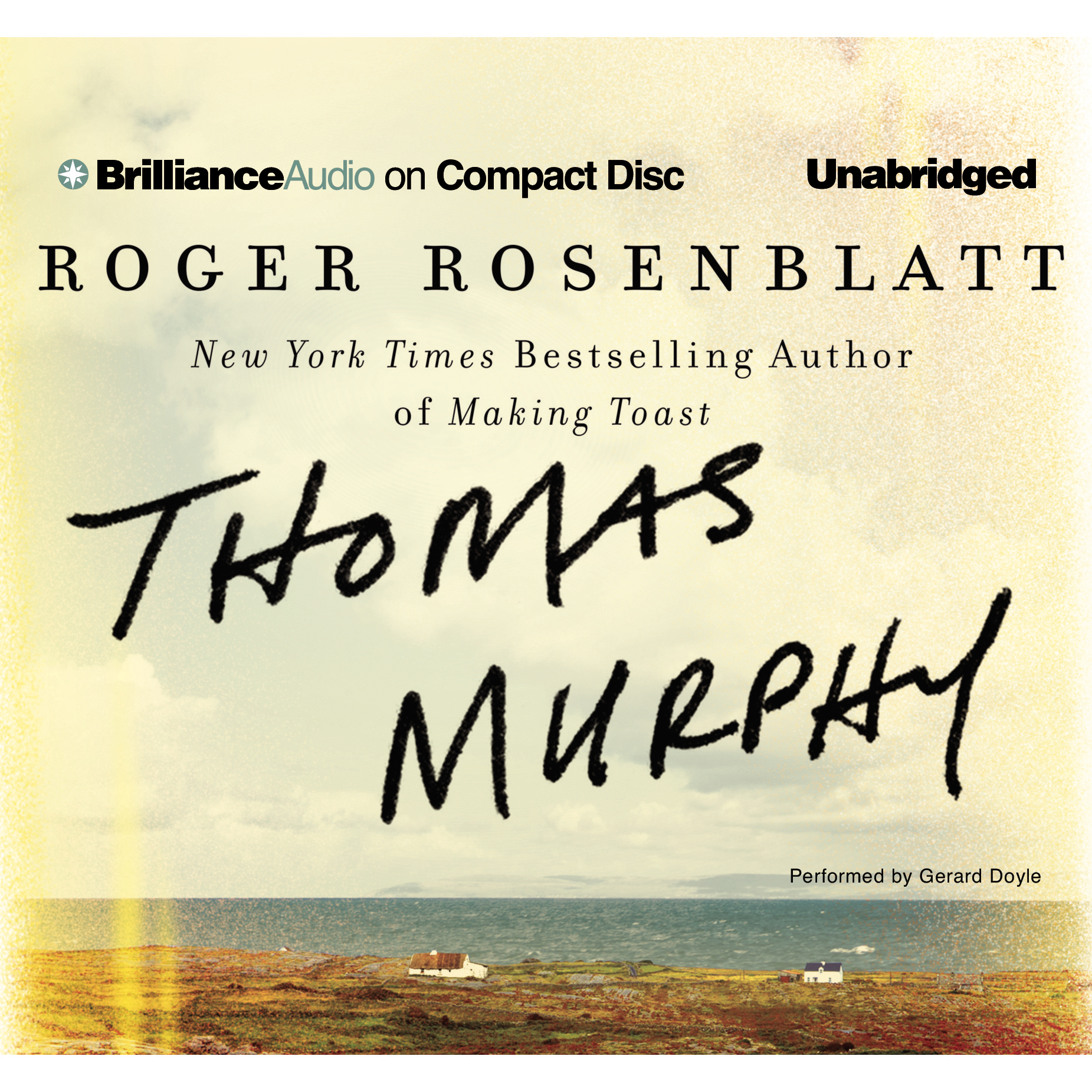 Printable Thomas Murphy: A Novel Audiobook Cover Art