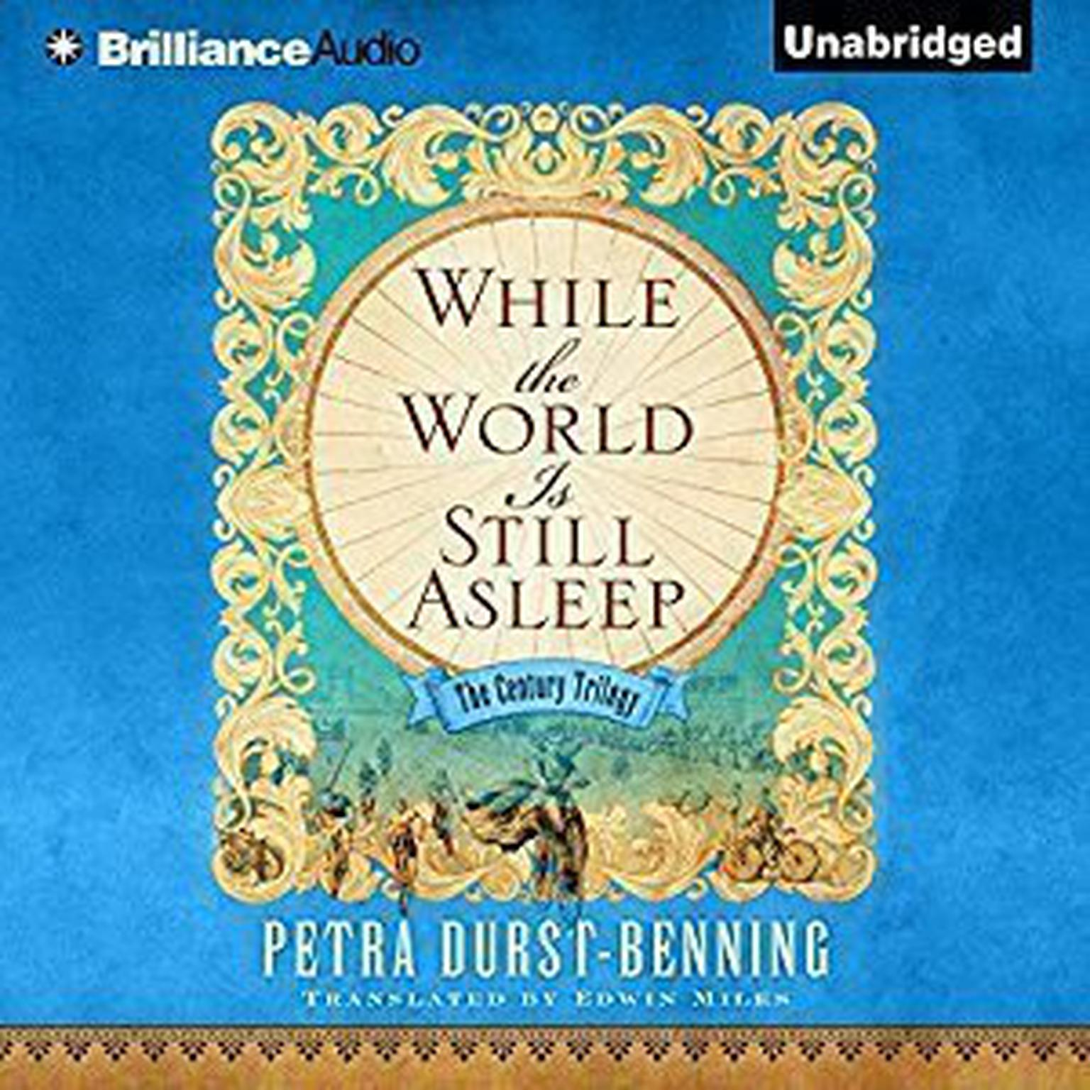 While the World Is Still Asleep Audiobook, by Petra Durst-Benning