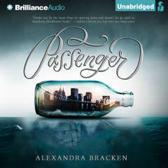 Passenger Audiobook, by Alexandra Bracken