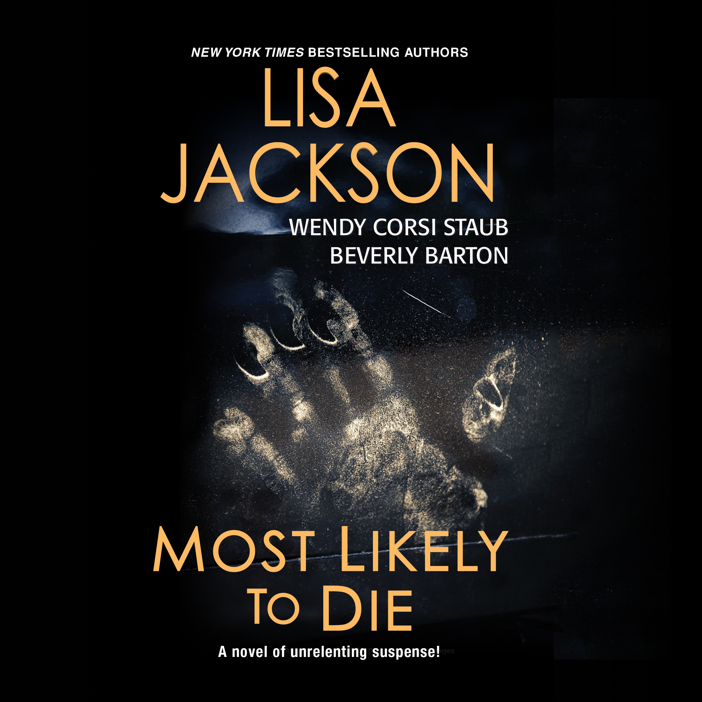 Printable Most Likely to Die Audiobook Cover Art
