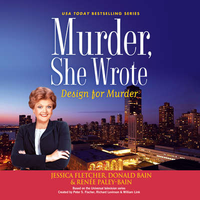 Murder, She Wrote: Design for Murder Audiobook, by Jessica Fletcher