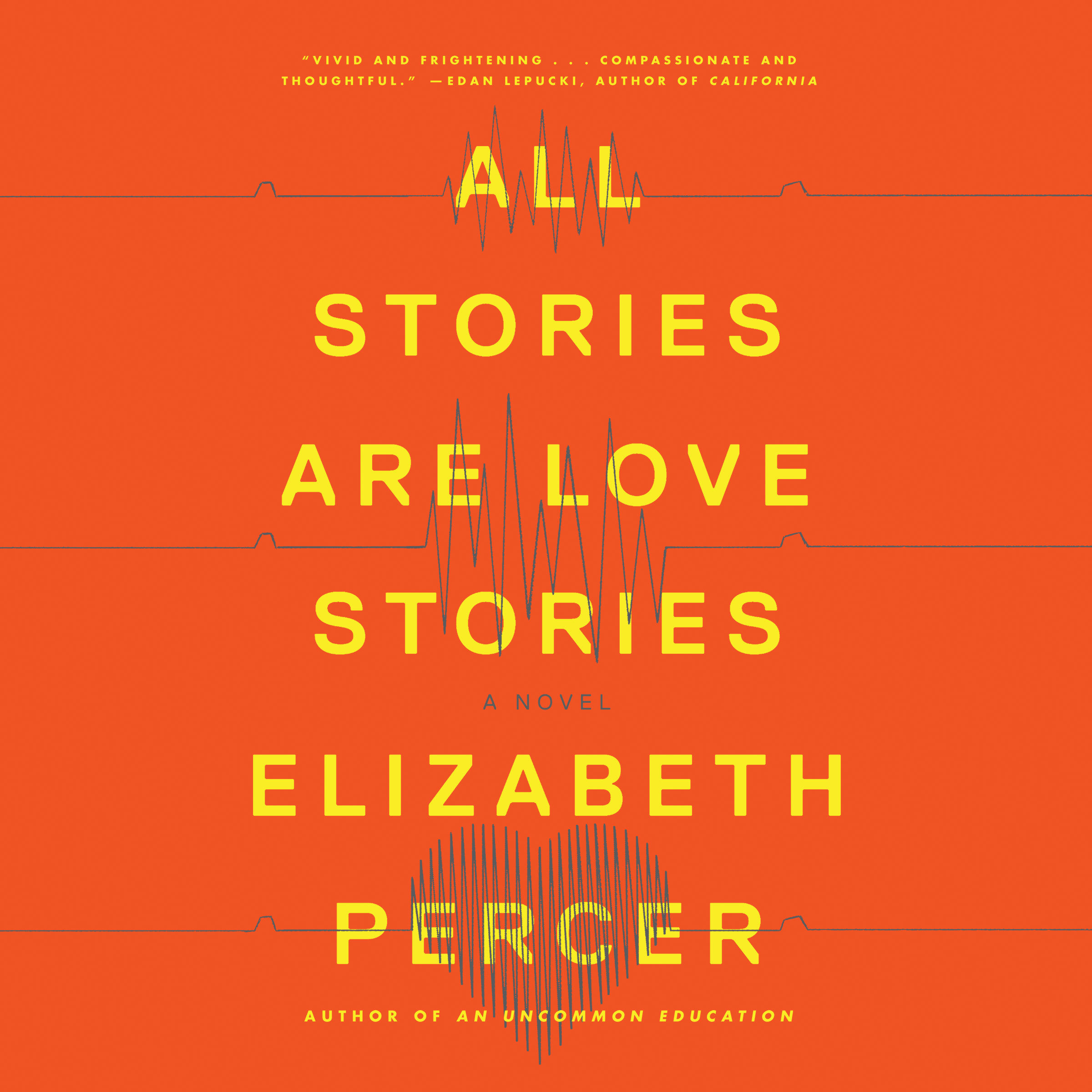 Printable All Stories Are Love Stories: A Novel Audiobook Cover Art