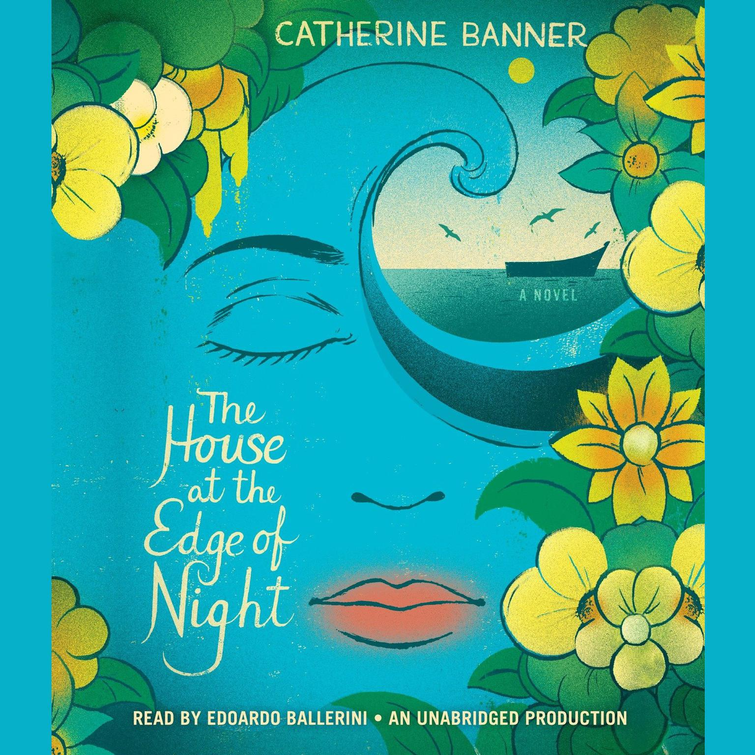 Printable The House at the Edge of Night: A Novel Audiobook Cover Art