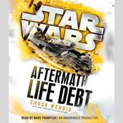 Life Debt: Aftermath Audiobook, by Chuck Wendig