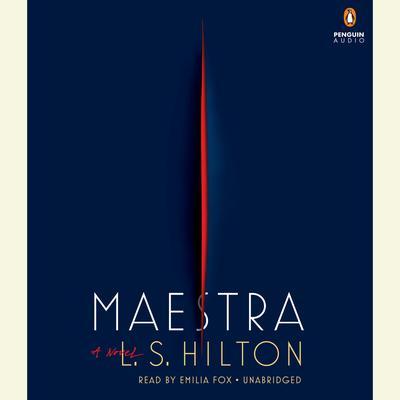 Maestra: A Novel Audiobook, by
