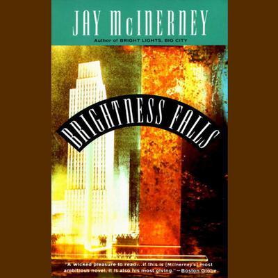 Brightness Falls Audiobook, by Jay McInerney