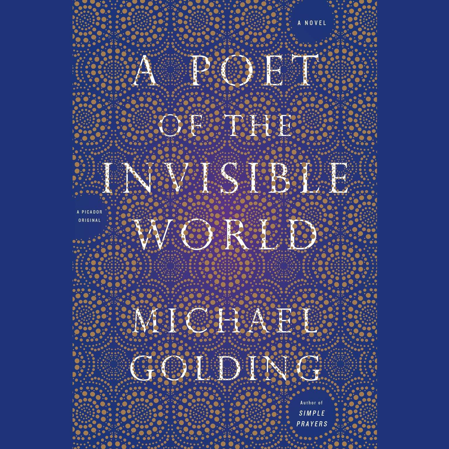 Printable A Poet of the Invisible World: A Novel Audiobook Cover Art