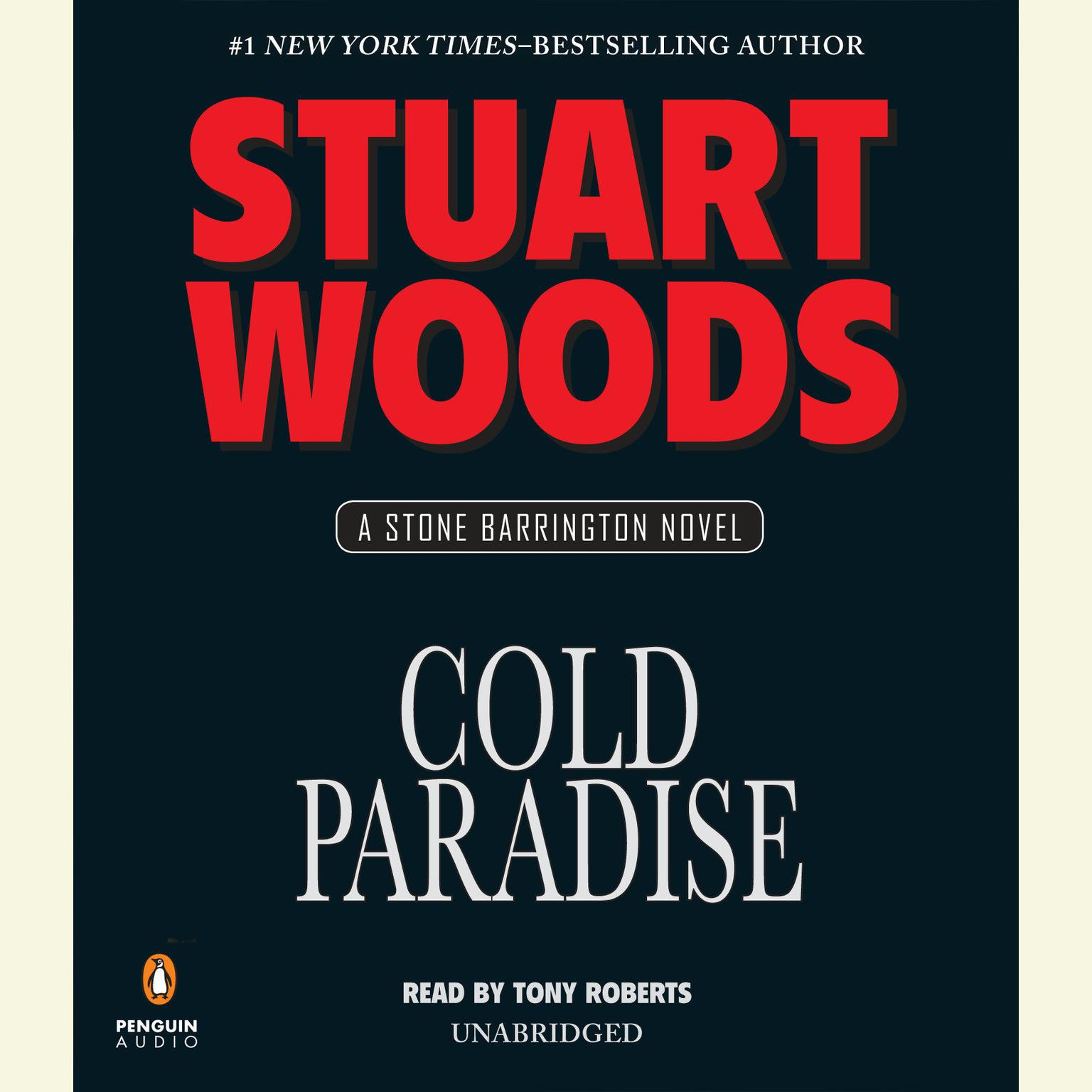 Printable Cold Paradise Audiobook Cover Art