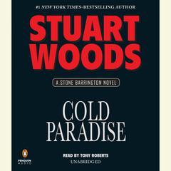 Cold Paradise Audiobook, by Stuart Woods