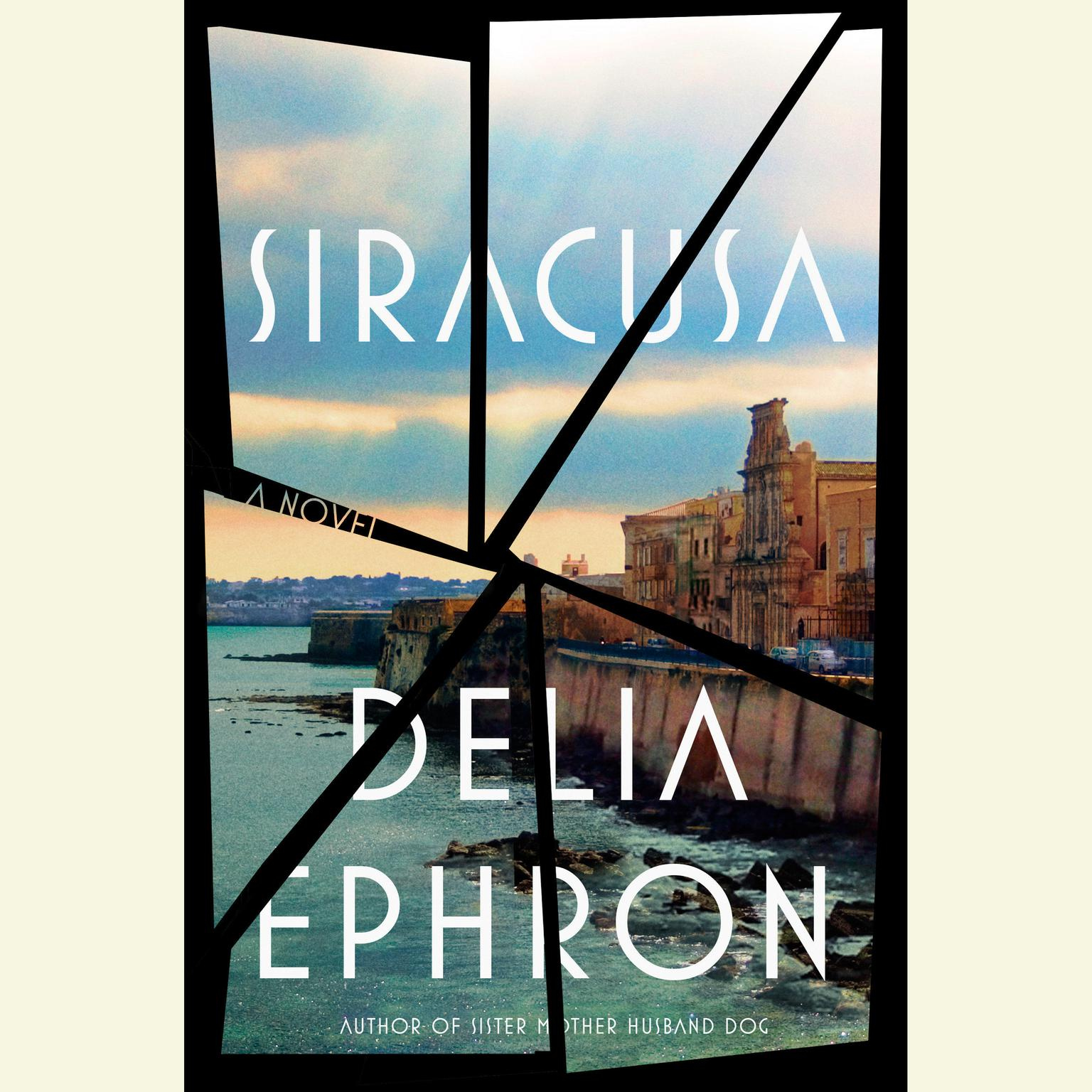 Printable Siracusa Audiobook Cover Art