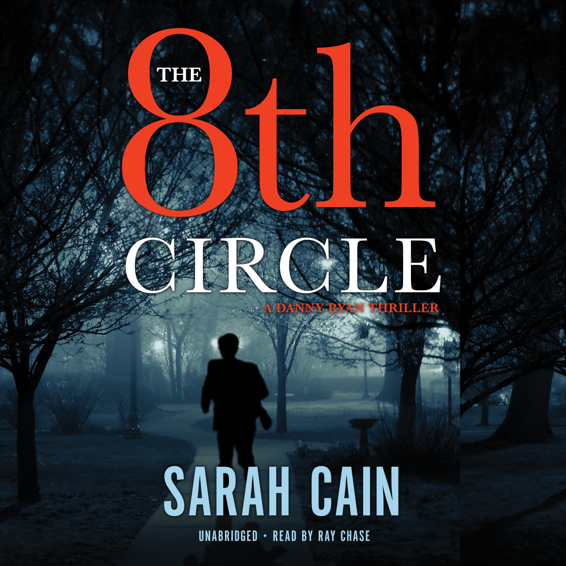 Printable The 8th Circle: A Danny Ryan Thriller Audiobook Cover Art