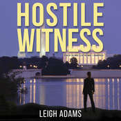 Hostile Witness: A Kate Ford Mystery Audiobook, by Leigh Adams