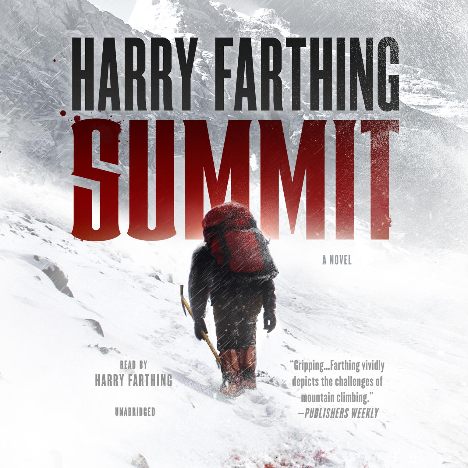 Printable Summit: A Novel Audiobook Cover Art