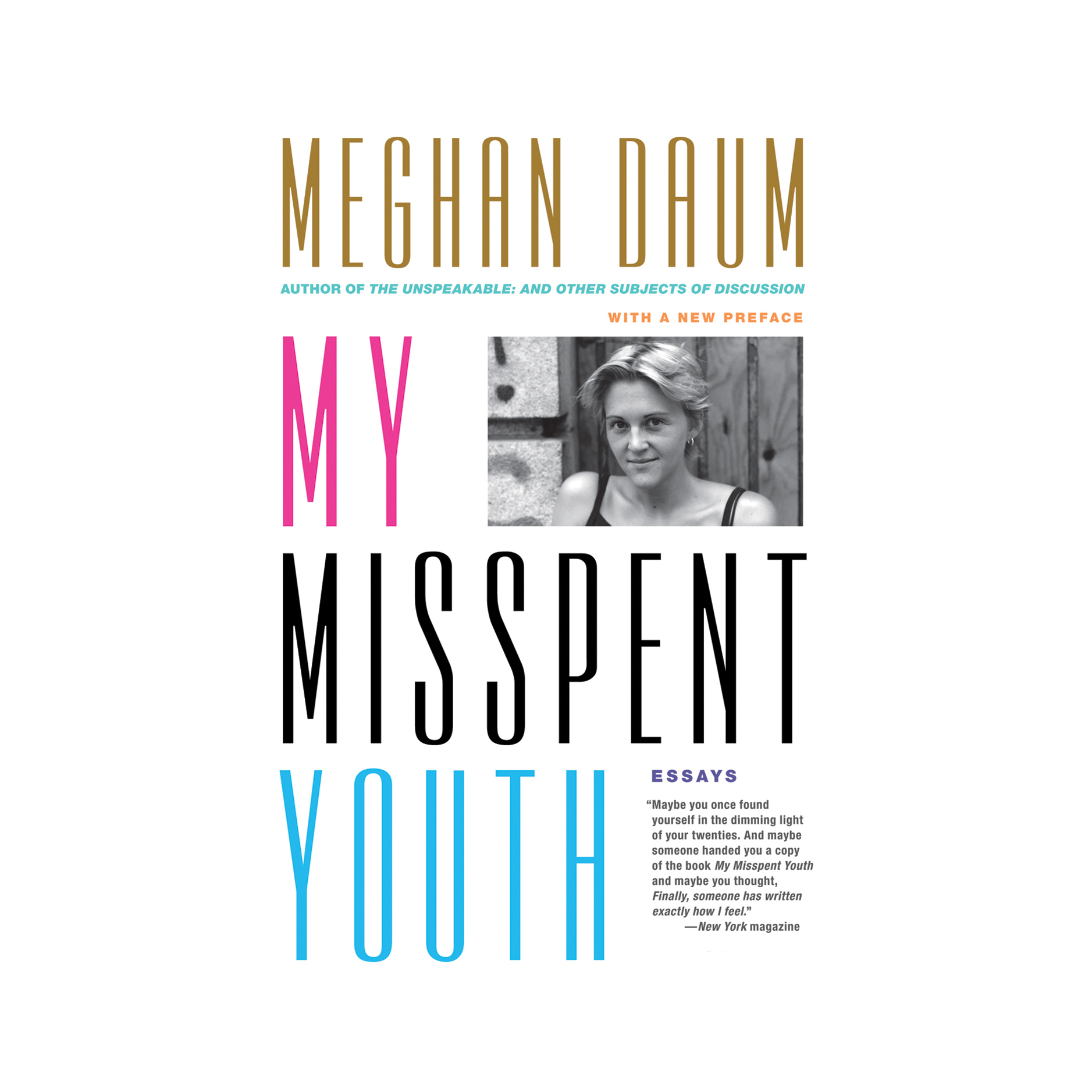 hear my misspent youth audiobook by meghan daum for just 5 95 extended audio sample my misspent youth essays audiobook by meghan daum