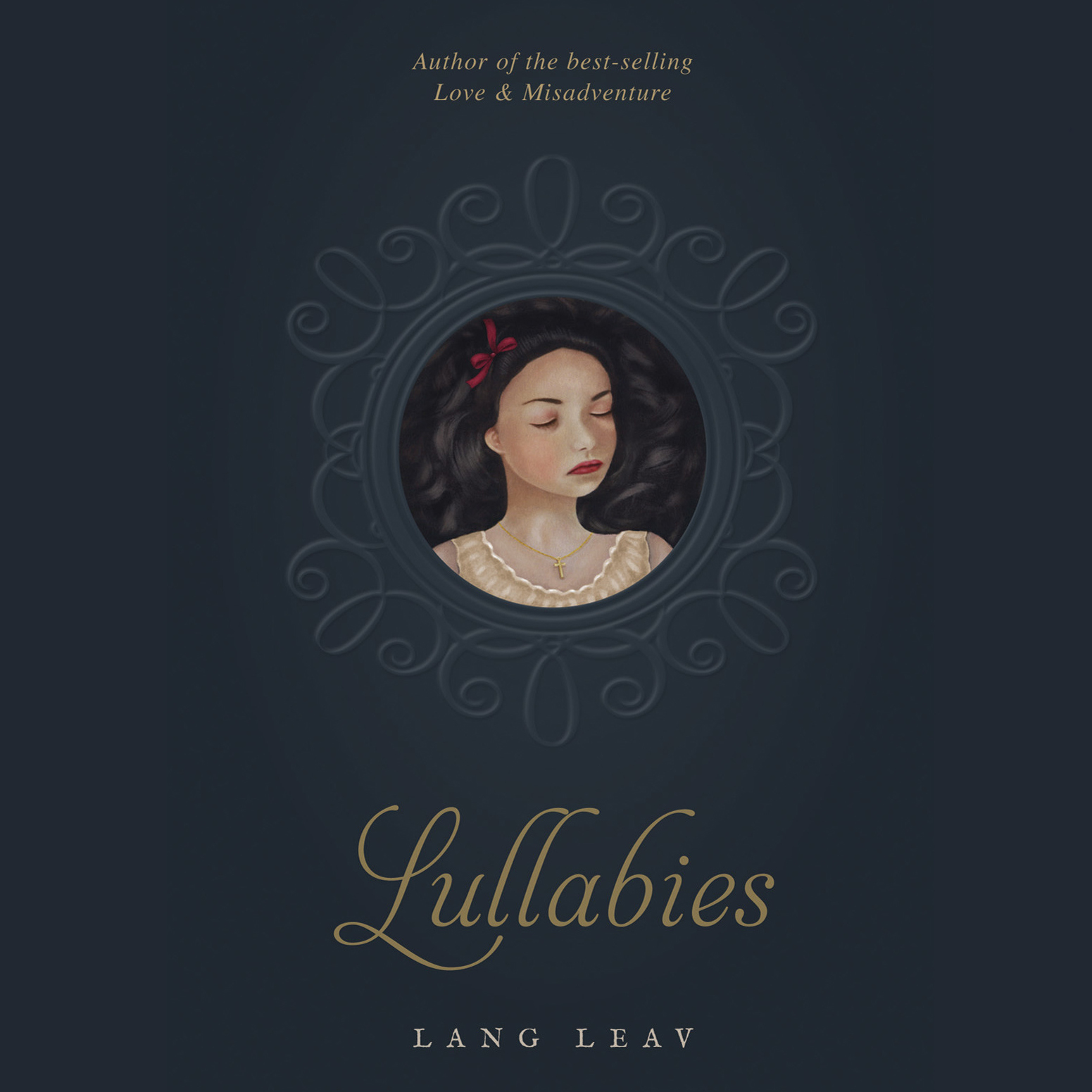 Printable Lullabies Audiobook Cover Art