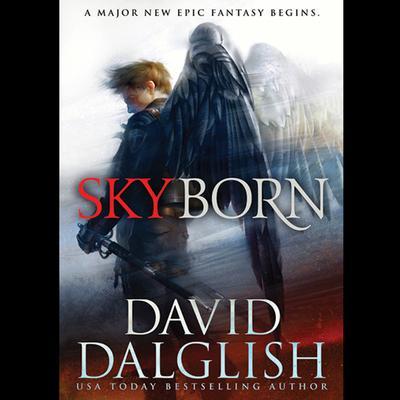 Skyborn Audiobook, by David Dalglish