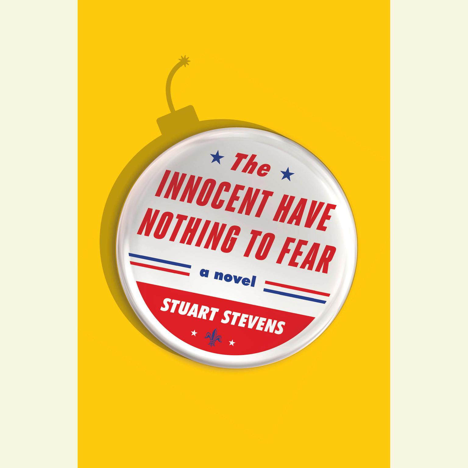 Printable The Innocent Have Nothing to Fear: A novel Audiobook Cover Art