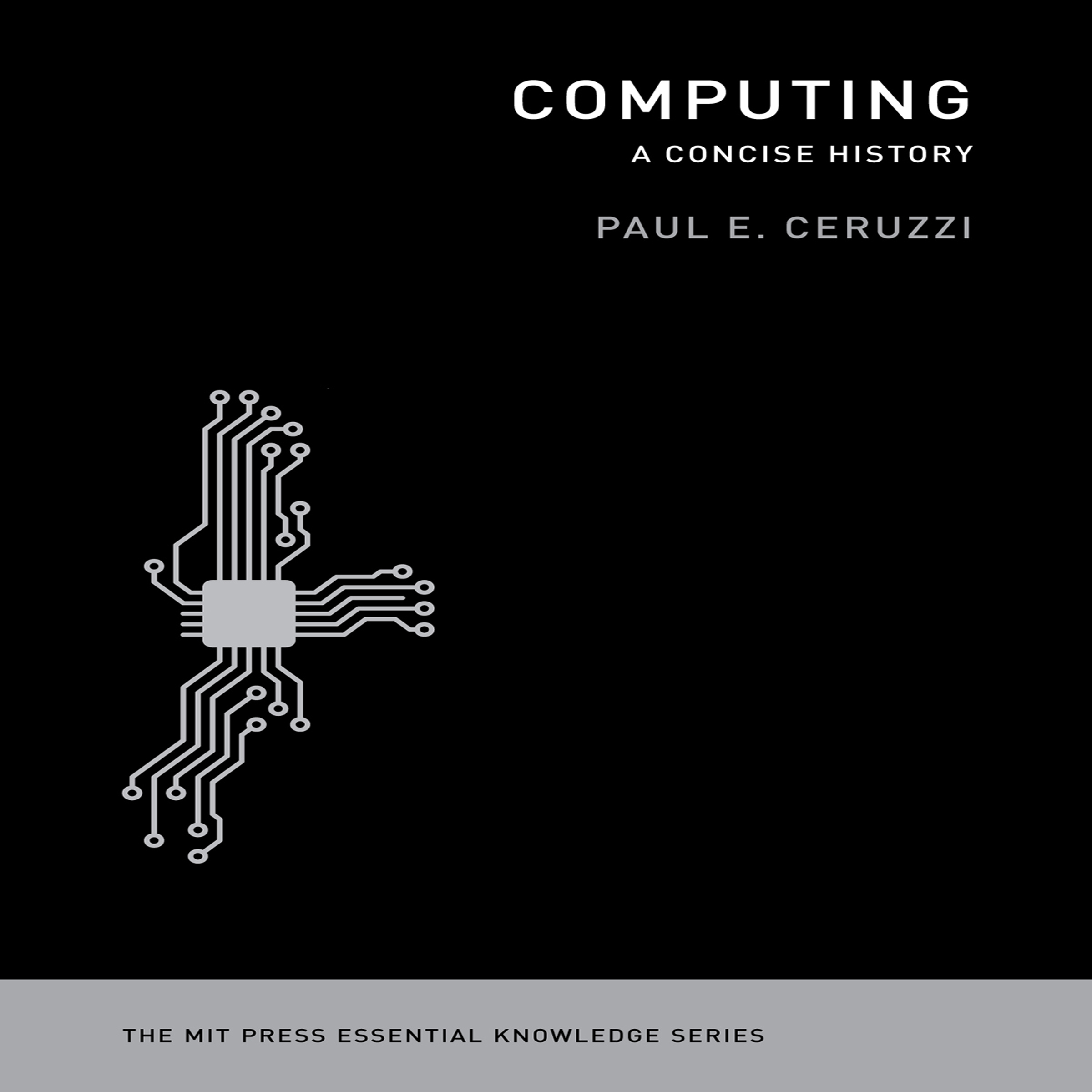 Printable Computing: The MIT Press Essential Knowledge series Audiobook Cover Art