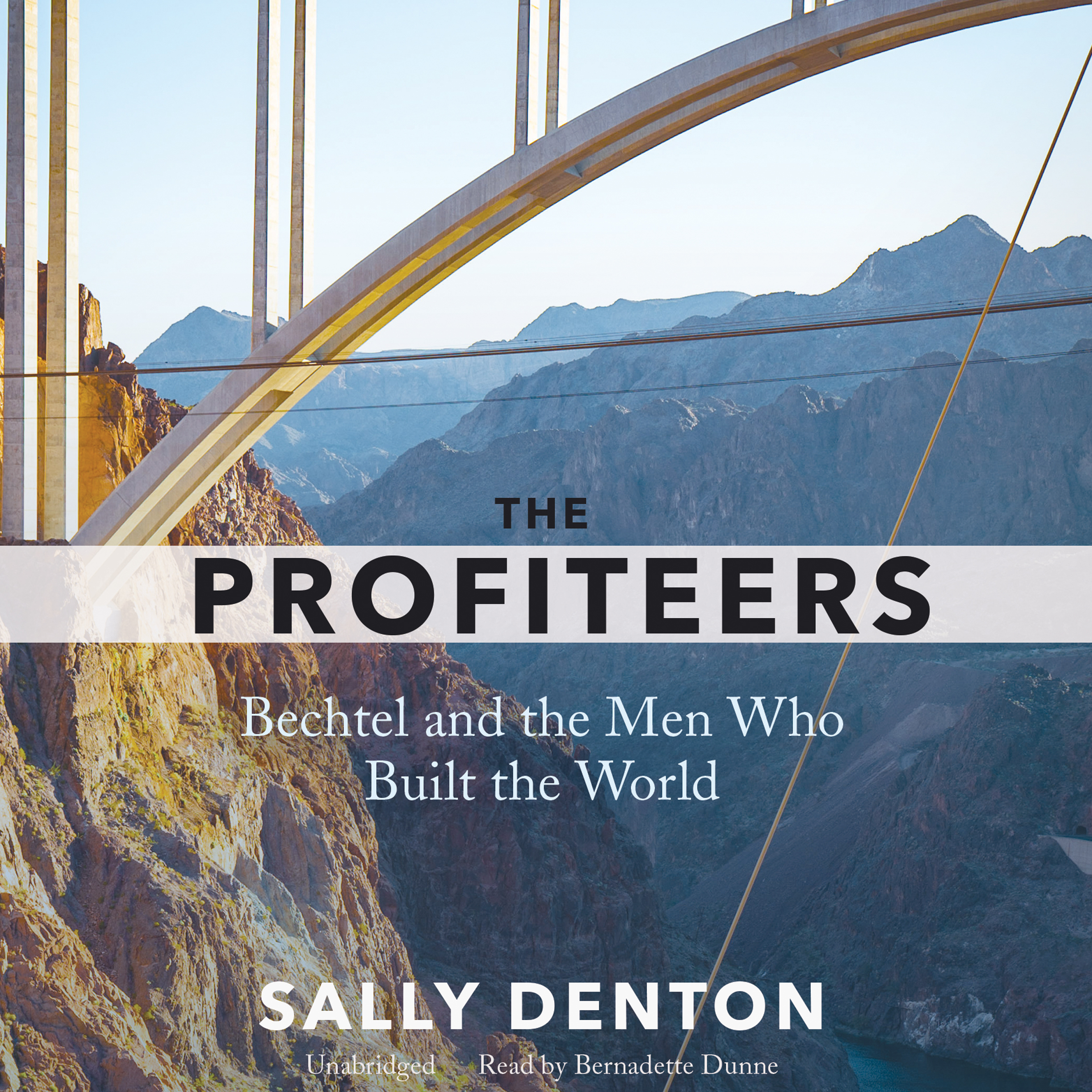 Printable The Profiteers: Bechtel and the Men Who Built the World Audiobook Cover Art