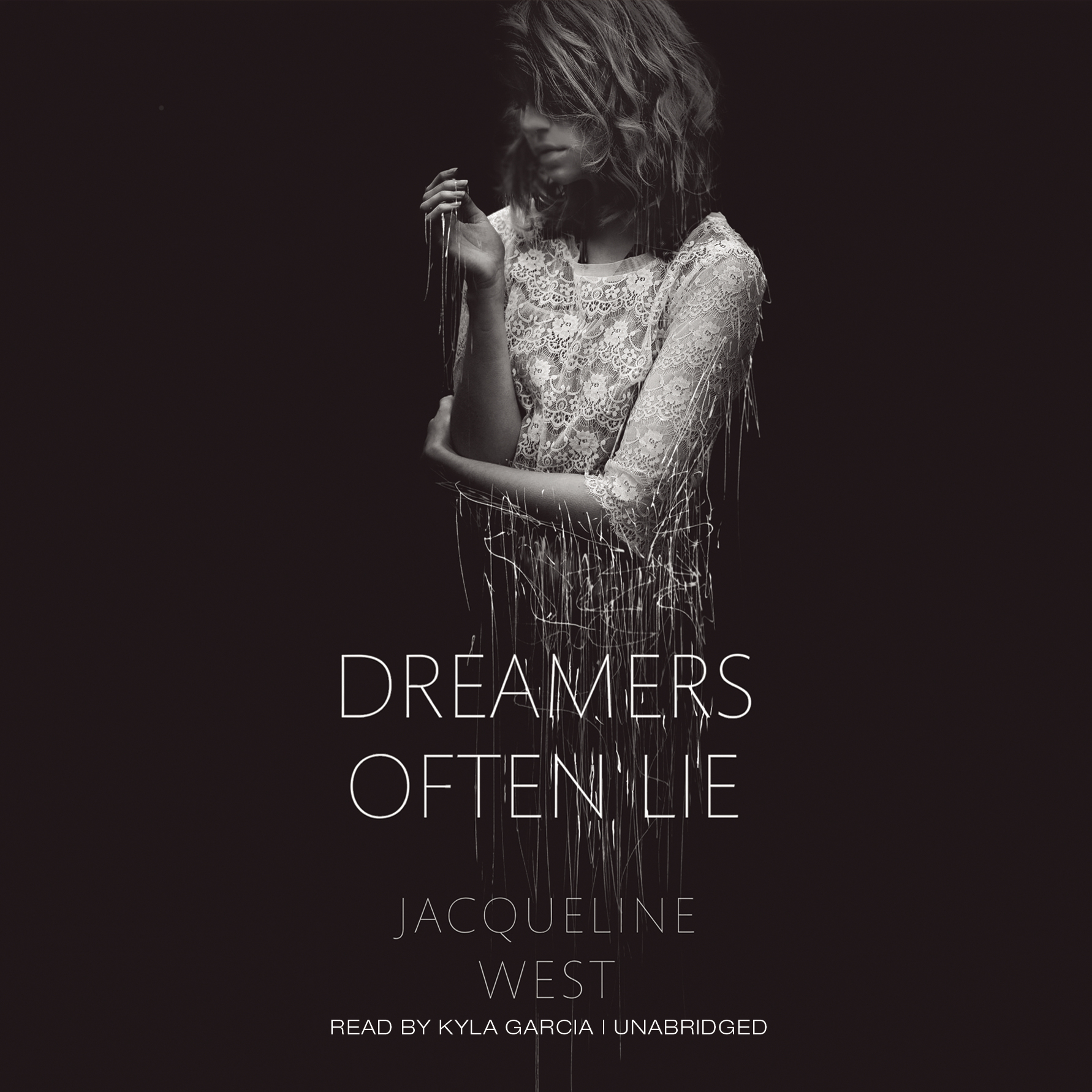 Printable Dreamers Often Lie Audiobook Cover Art
