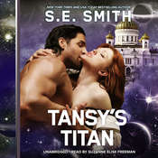 Tansy's Titan Audiobook, by S.E. Smith