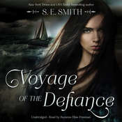 Voyage of the Defiance Audiobook, by S. E. Smith