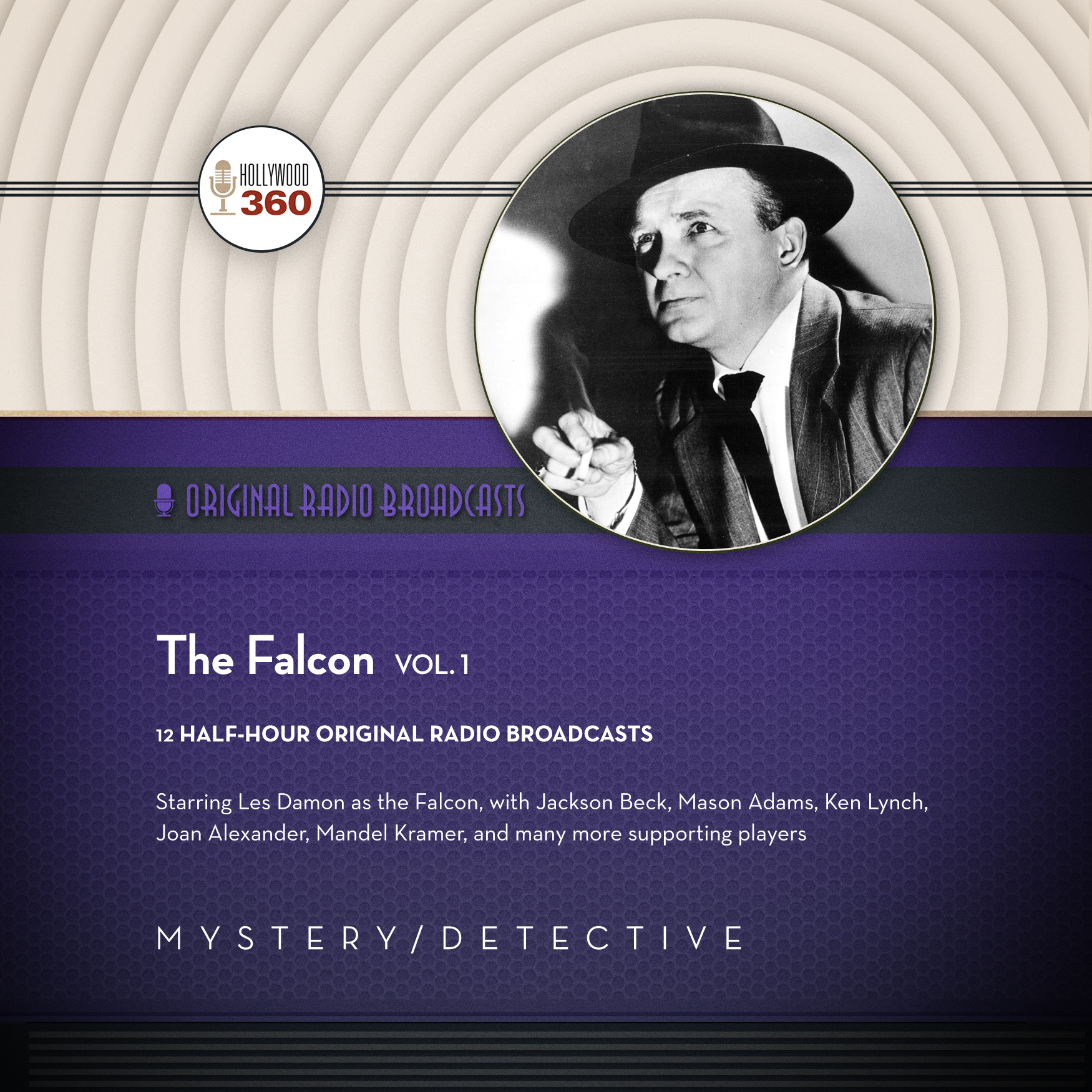 Printable The Falcon, Vol. 1 Audiobook Cover Art