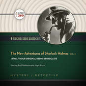 The New Adventures of Sherlock Holmes, Vol. 2, by Hollywood 360
