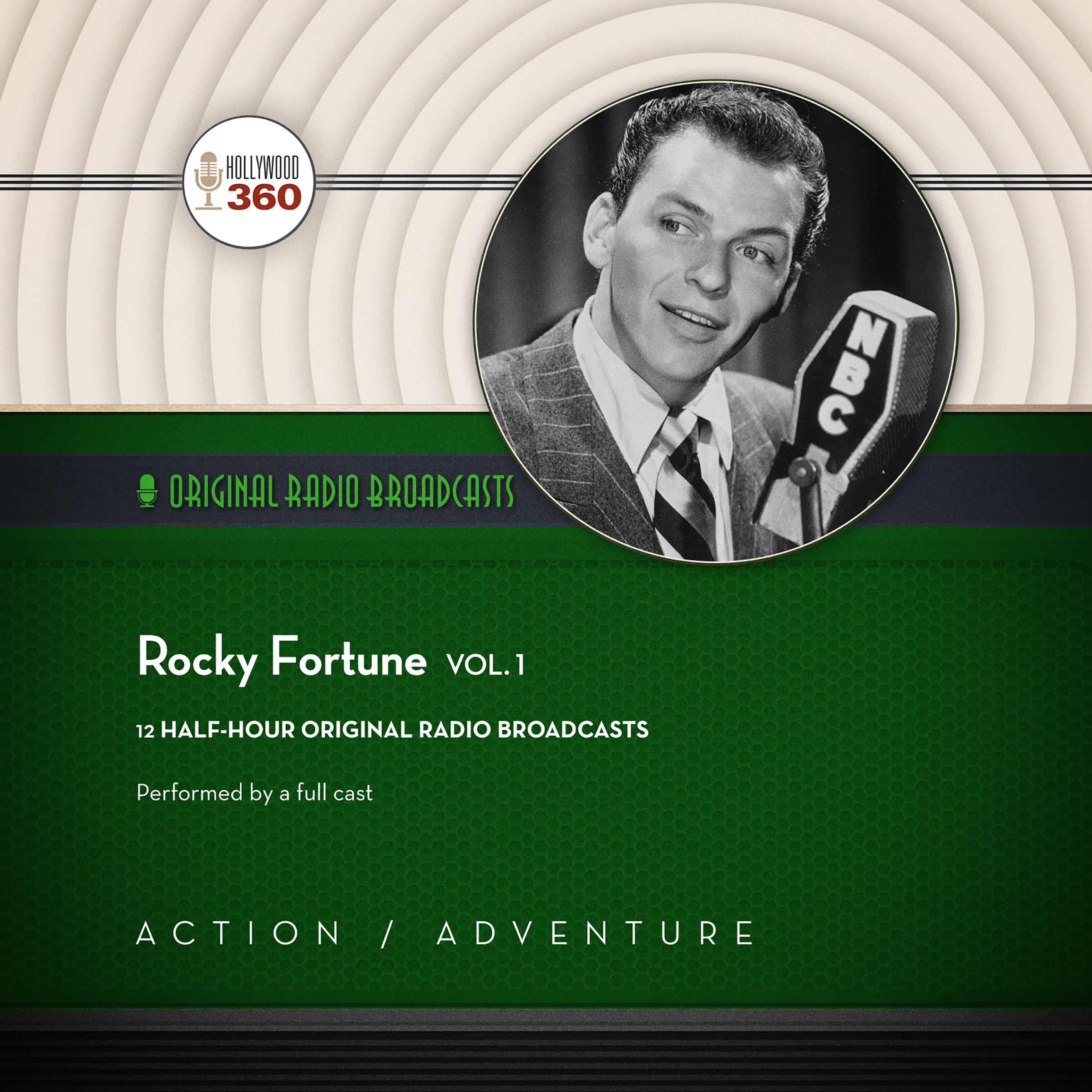 Printable Rocky Fortune, Vol. 1 Audiobook Cover Art