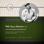 Philo Vance, Detective, Vol. 1 , by