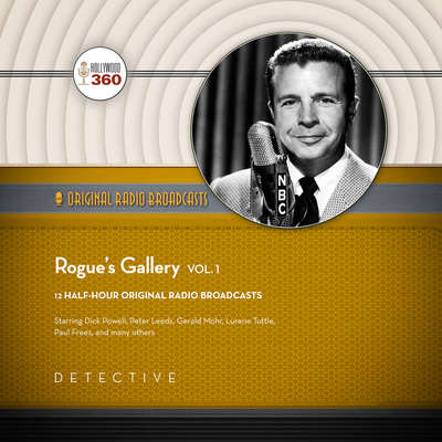 Rogue's Gallery, Vol. 1 Audiobook, by Hollywood 360