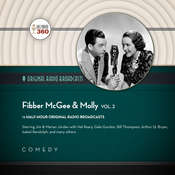 Fibber McGee & Molly, Vol. 2 Audiobook, by Hollywood 360