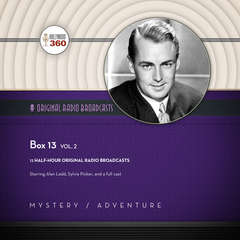 Box 13, Vol. 2 Audiobook, by