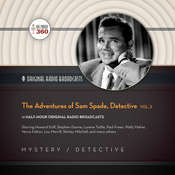 The Adventures of Sam Spade, Detective, Vol. 2 , by Hollywood 360