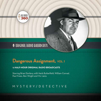 Dangerous Assignment, Vol. 1 Audiobook, by Author Info Added Soon