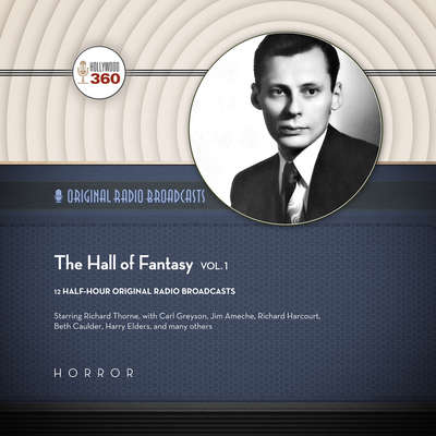 The Hall of Fantasy, Vol. 1 Audiobook, by Author Info Added Soon
