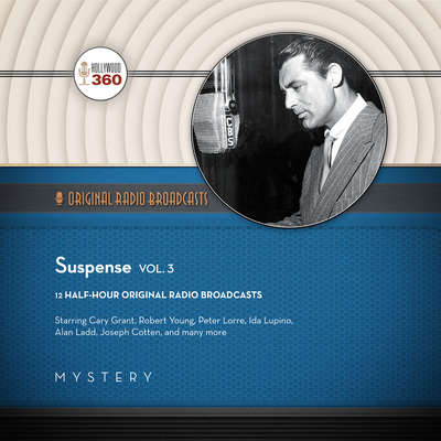 Suspense, Vol. 3 Audiobook, by Hollywood 360