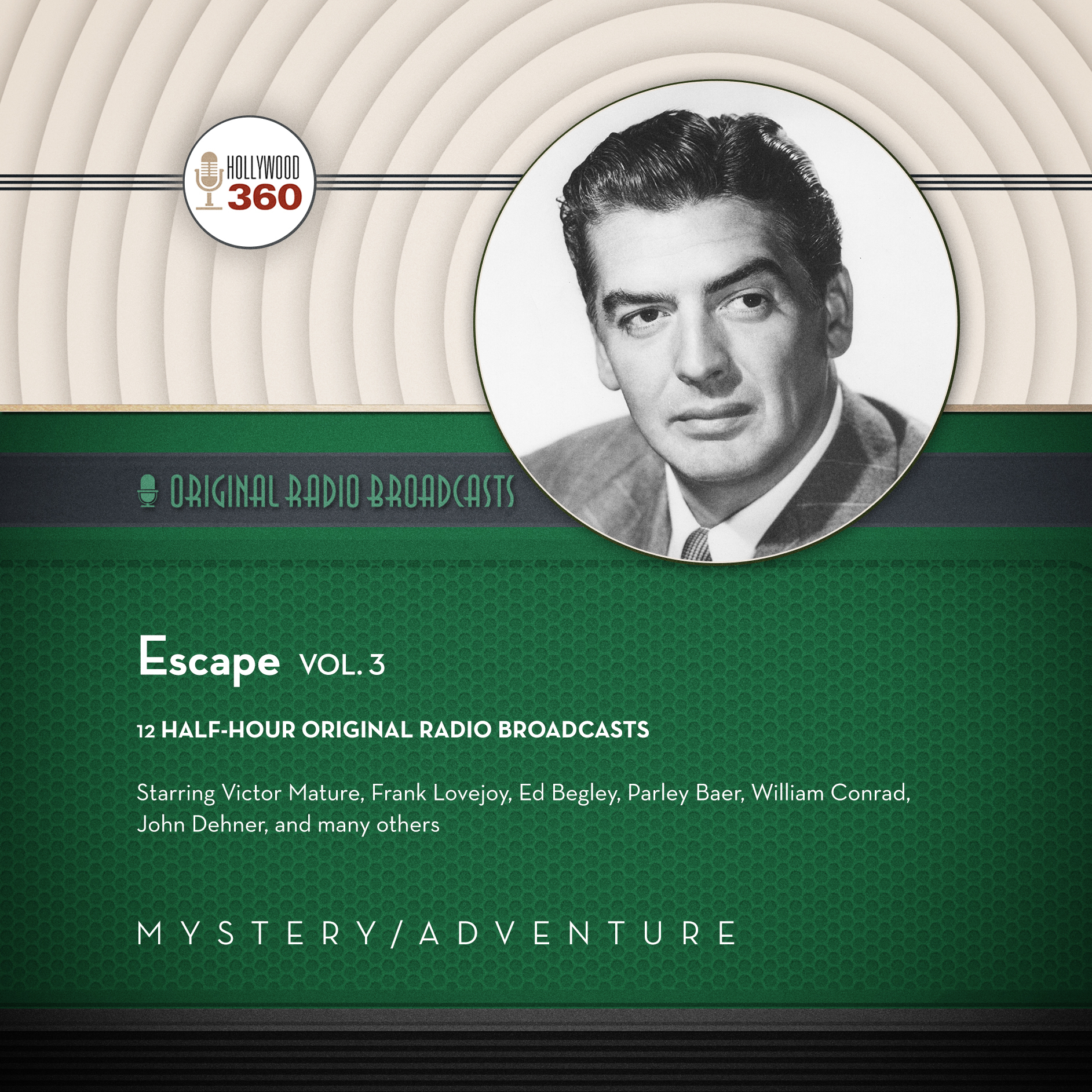 Printable Escape, Vol. 3 Audiobook Cover Art