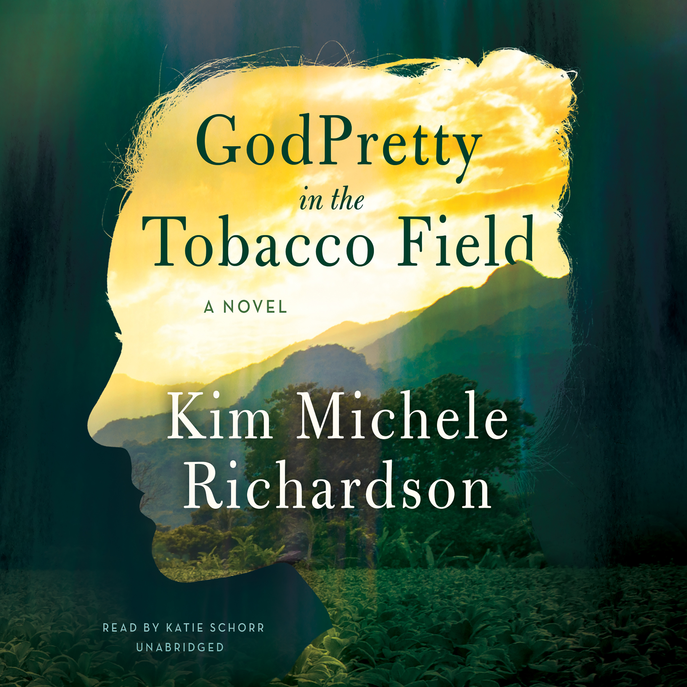Printable GodPretty in the Tobacco Field Audiobook Cover Art