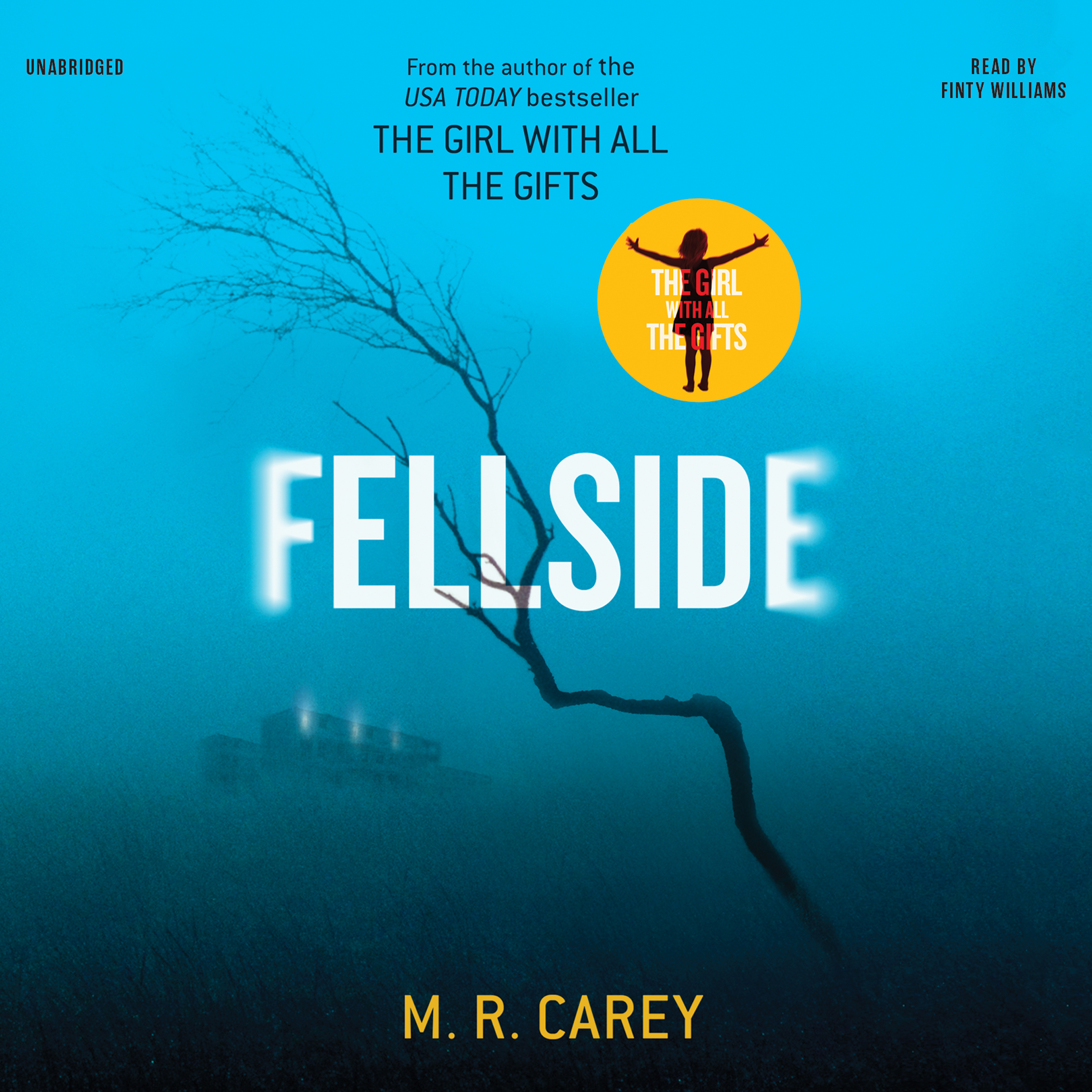 Printable Fellside Audiobook Cover Art