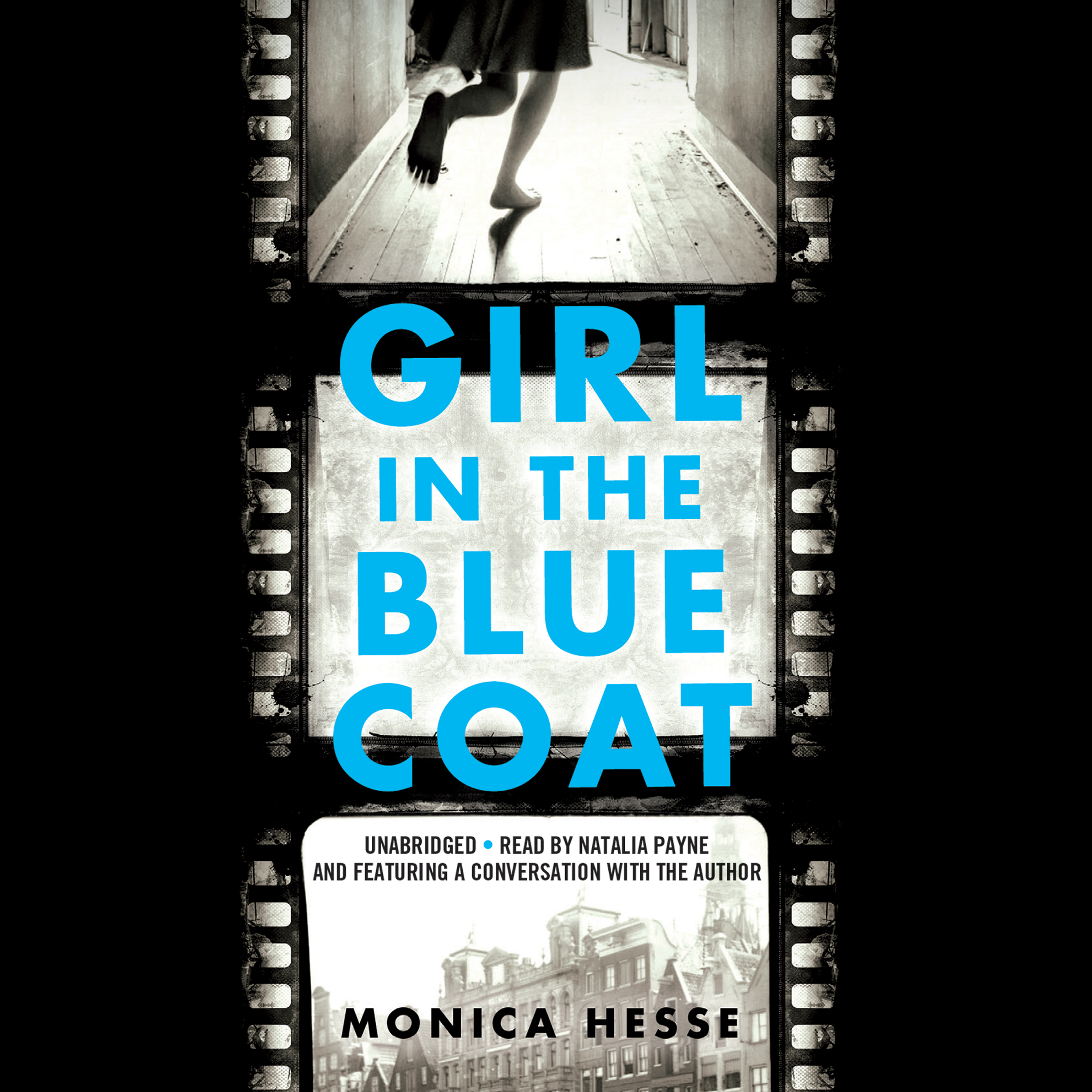 Printable Girl in the Blue Coat Audiobook Cover Art