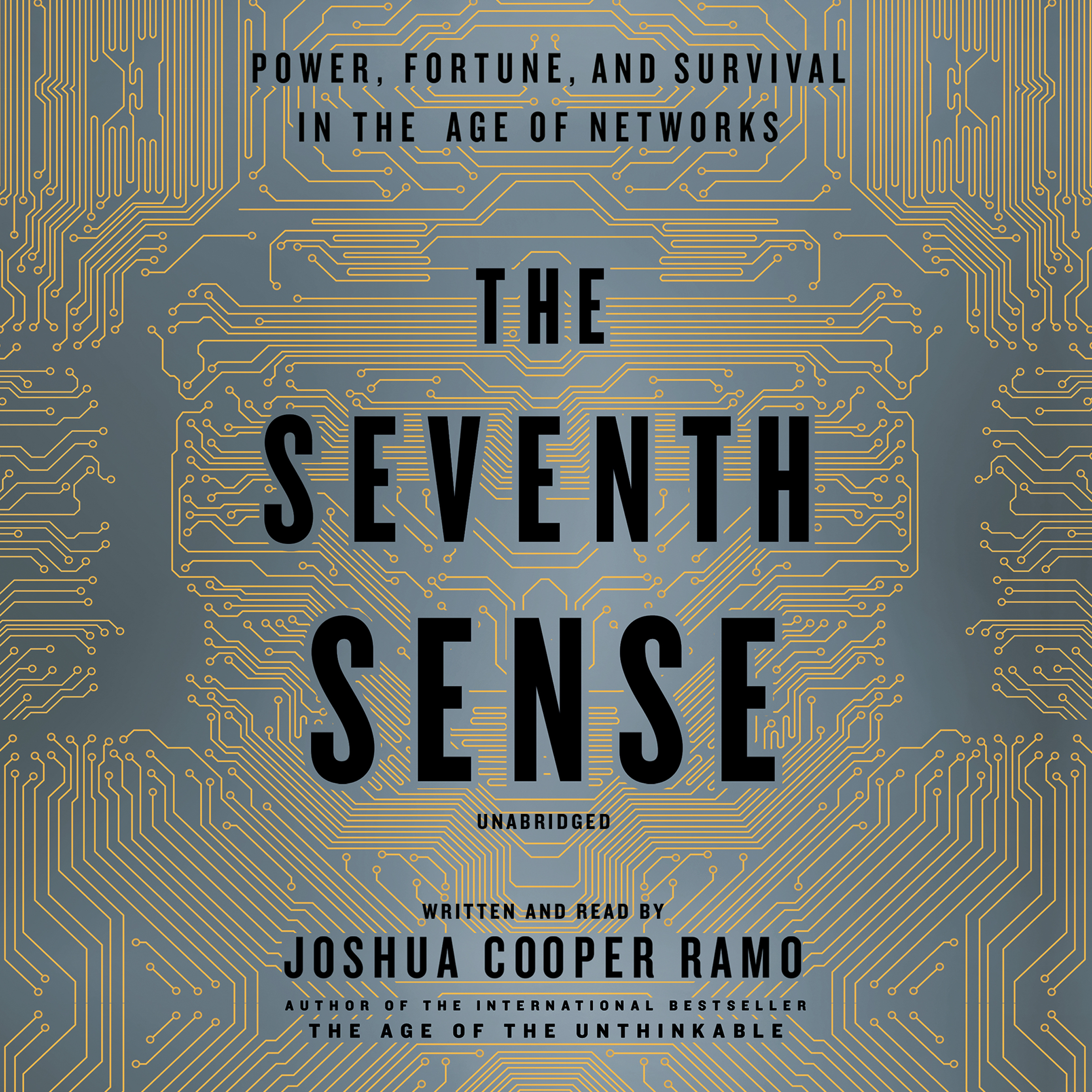 Printable The Seventh Sense: Power, Fortune, and Survival in the Age of Networks Audiobook Cover Art