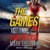 The Games Audiobook, by James Patterson, Mark Sullivan