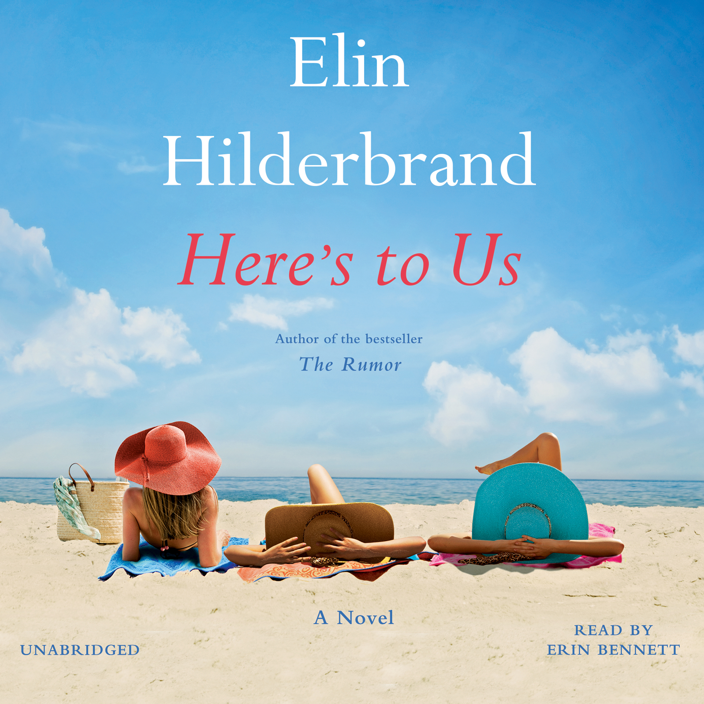 Printable Here's to Us Audiobook Cover Art