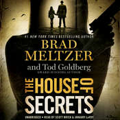 The House of Secrets Audiobook, by Brad Meltzer, Tod Goldberg
