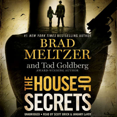 The House of Secrets Audiobook, by