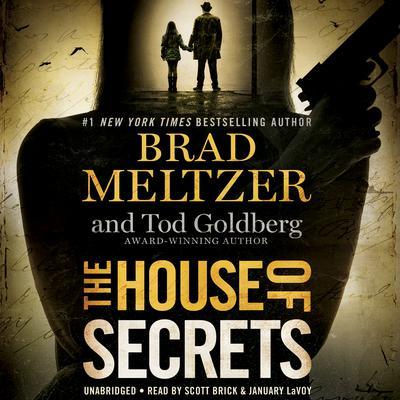 The House of Secrets Audiobook, by Brad Meltzer
