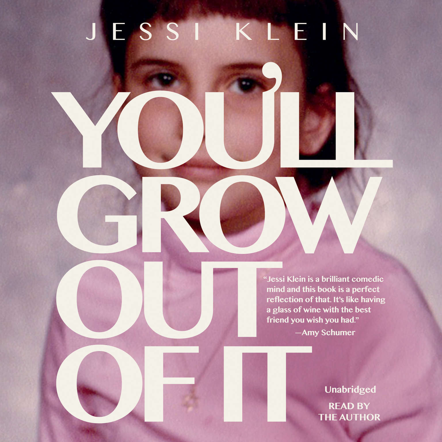 Printable You'll Grow Out of It Audiobook Cover Art