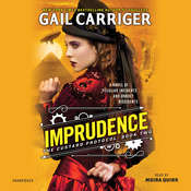 Imprudence, by Gail Carriger