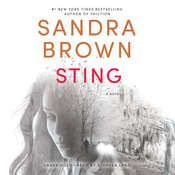 Sting Audiobook, by Sandra Brown